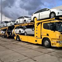 transport samochodu do Polski